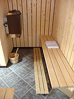 Sauna - Wellness